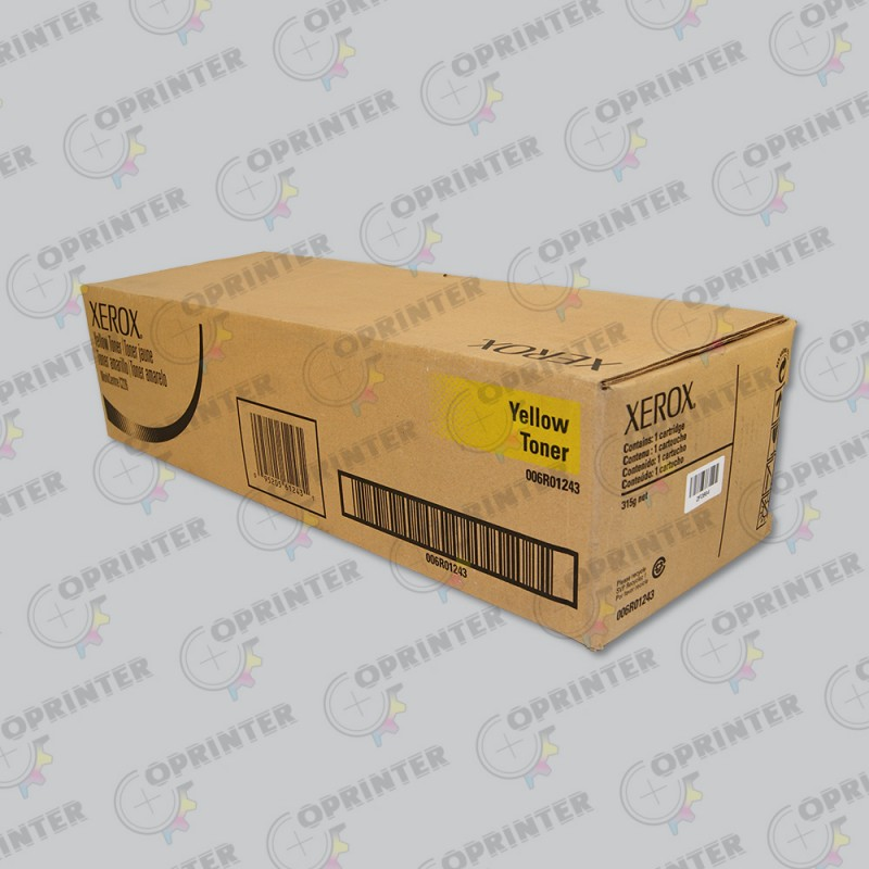 Toner Yellow 006R01243