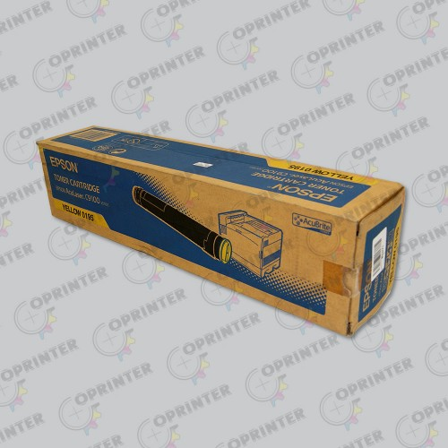 Epson 0195 Toner Ctg Yellow 12k (C13S050195)