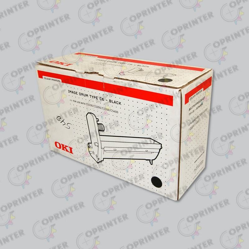 Type C6 Drum Yellow 17K (Thin Line Box, 42126605)