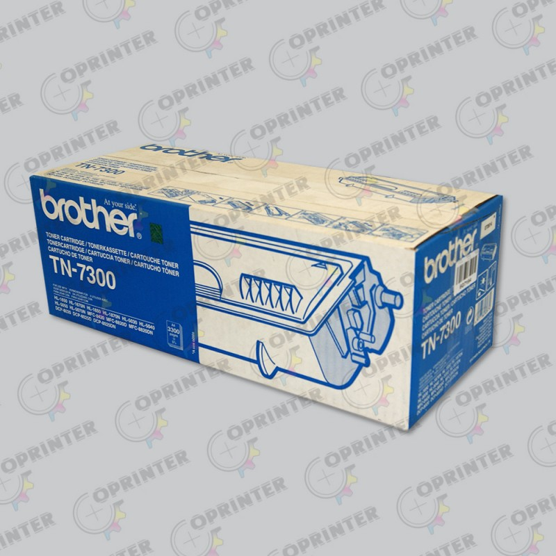 TN-7300 Toner Ctg Black