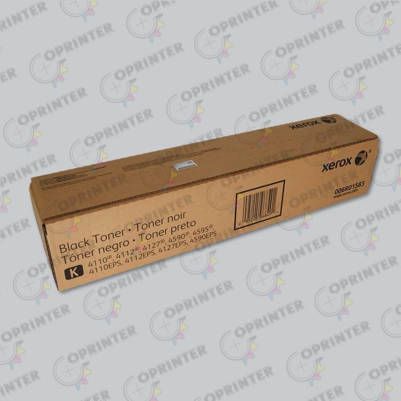 Тонер-картридж черный Xerox 006R01583