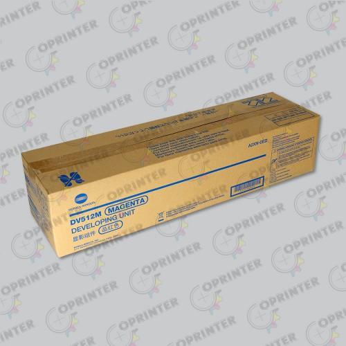 Блок проявки пурпурный DV-512M (A2XN0ED)