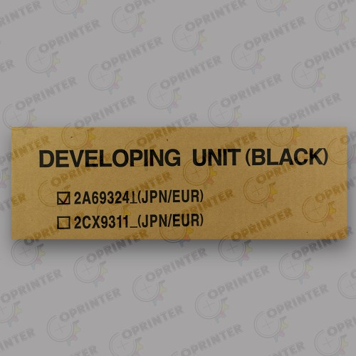 Developing Unit Black 2A693241