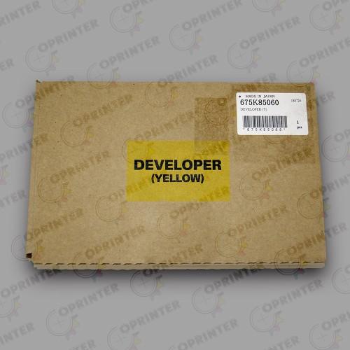 Носитель желтый wc7556 (675K85060)
