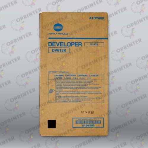Девелопер DV-613K черный  для BIZHUB PRESS C8000 A1DY600