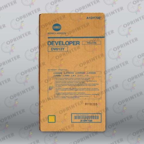 Девелопер DV-613Y желтый  для BIZHUB PRESS C8000 A1DY700