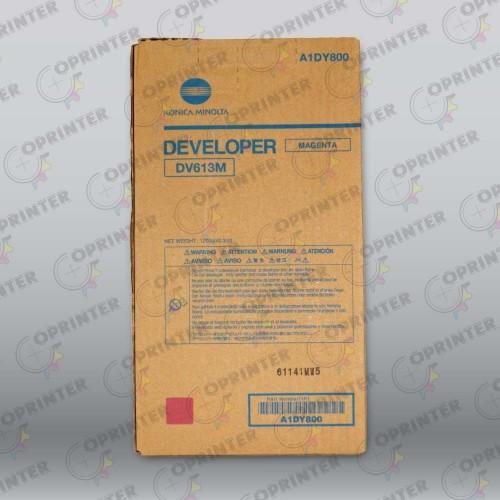 Девелопер DV-613M красный для BIZHUB PRESS C8000 A1DY800