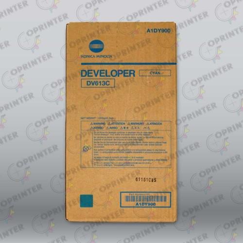 Девелопер DV-613C синий  для BIZHUB PRESS C8000 A1DY900