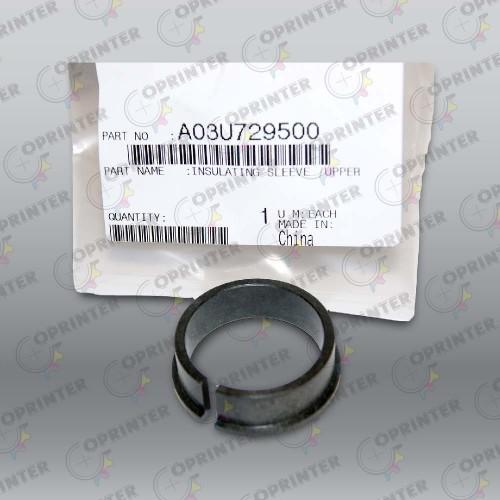 Термоизолирующая втулка верхняя Konica Minolta A03U729500