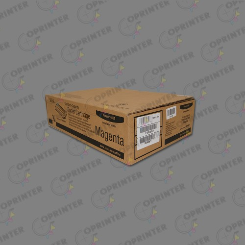 Тонер картридж пурпурный 106R00677
