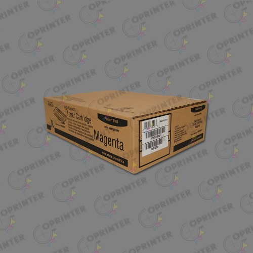 Тонер картридж пурпурный повышенной емкости 106R00681