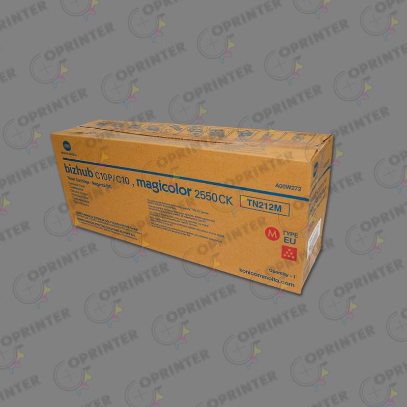 Konica TN-212 Toner Ctg Magenta A00W272