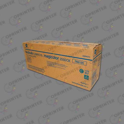 TN-212 Toner Ctg Cyan A00W372