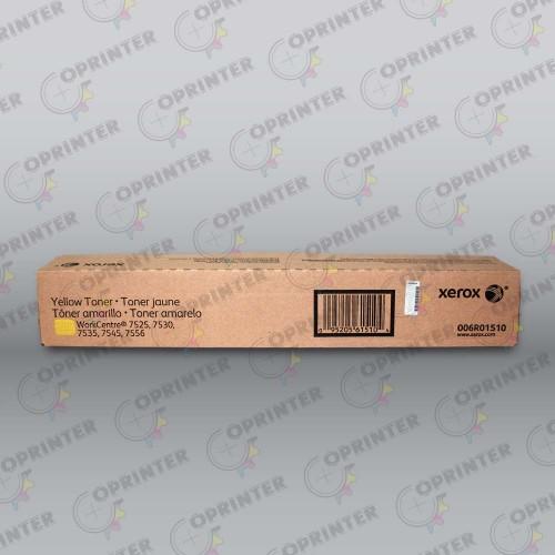 Тонер-картридж желтый Xerox 006R01510 (006R01518)