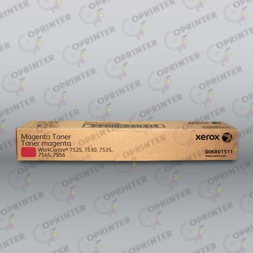 Тонер-картридж красный Xerox 006R01511 (006R01519)