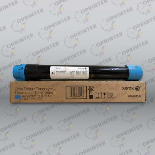 Тонер-картридж синий Xerox 006R01512 (006R01520)